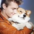 Элвис Воробьев — любимая собака Алексея