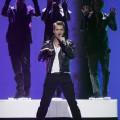 Неудачное выступление Алексея Воробьева на Евровидение 2011