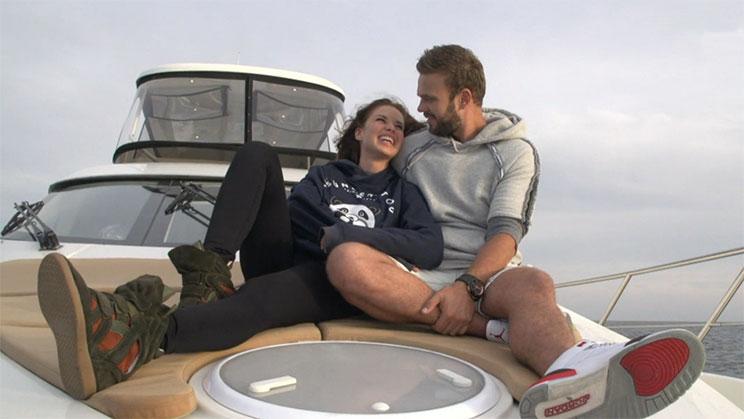 Холостяк на яхте